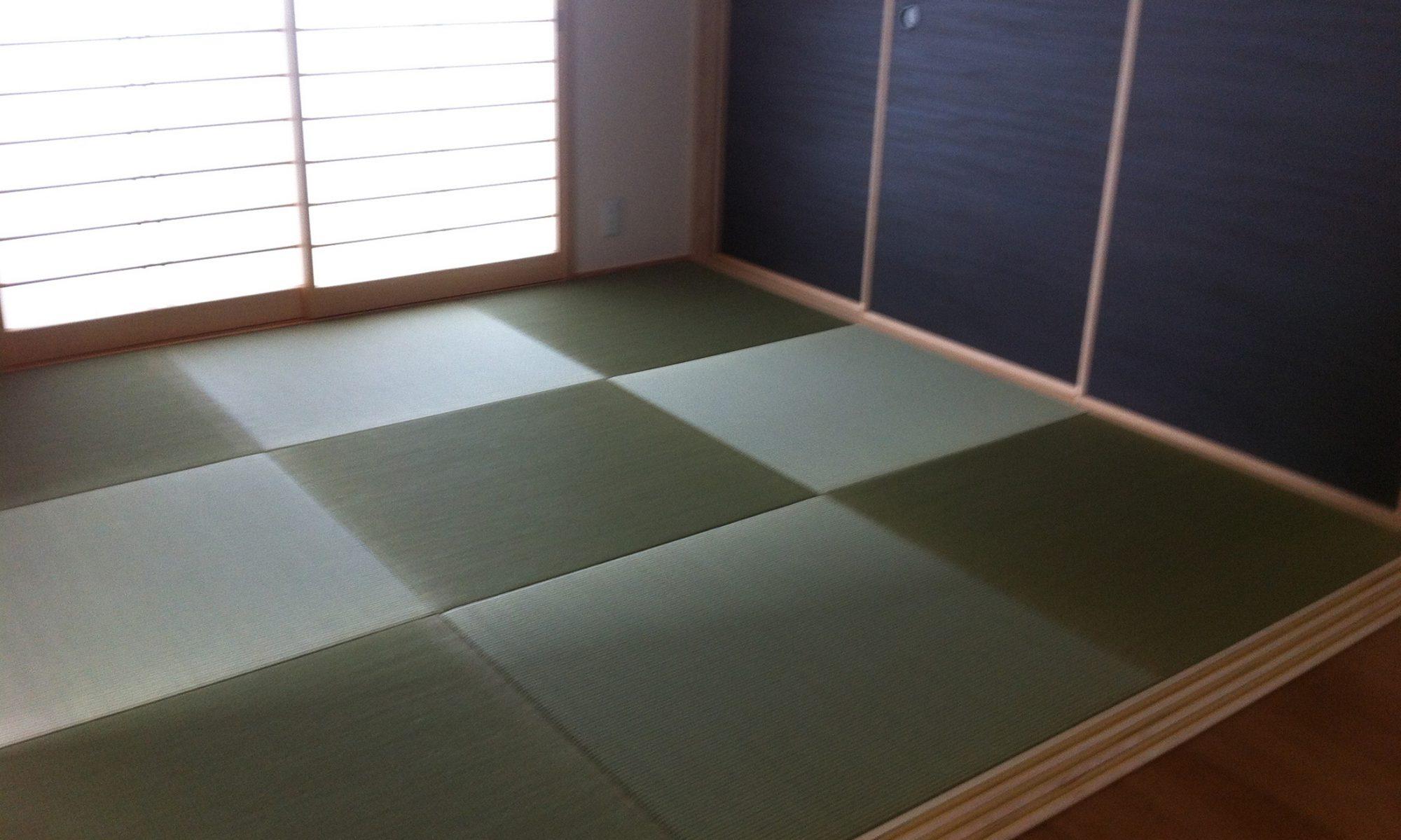 癒しの居住間プロデュース:合資会社 村田畳工業